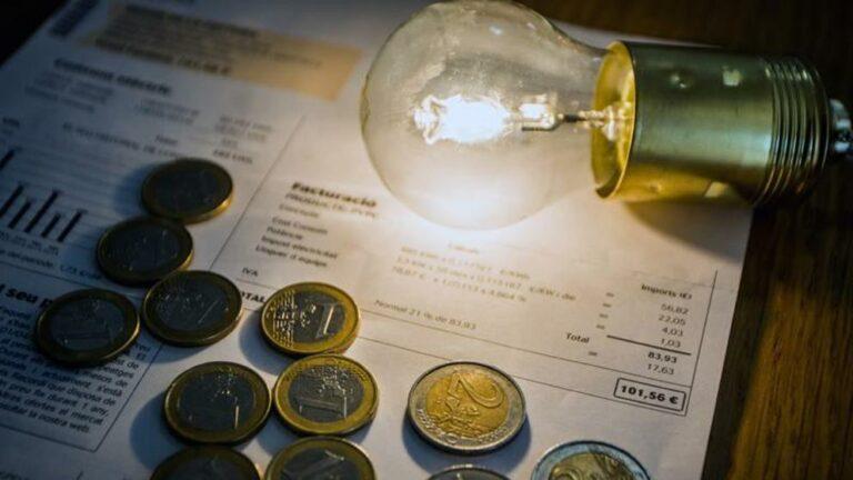 subida precio electricidad