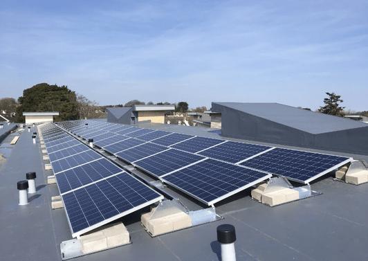 MURTEN - Tipos de paneles solares fotovoltaicos
